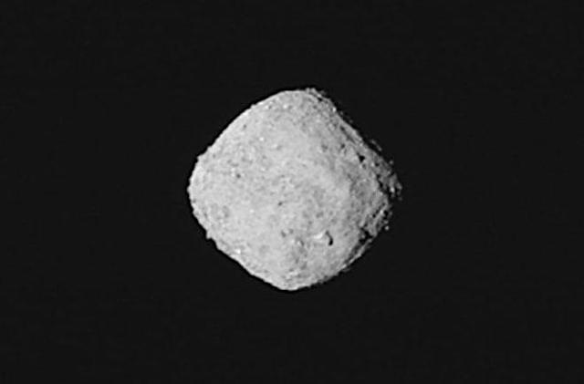 NASA's OSIRIS-REx spacecraft has arrived at the asteroid Bennu