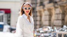 越簡單的白裇衫越要有技巧穿!三個必學的夏天白裇衫穿搭重點