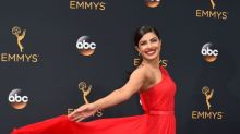 Priyanka Chopra looks ethereal at the Emmys 2016 Red Carpet!