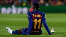 Barcelona tenta recuperar Dembélé para a Liga dos Campeões