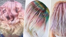 Lime Crime's New Unicorn Hair Dyes Are Going to Make the Internet Explode