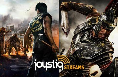 Joystiq Streams: Ryse Son of Rome, Dead Rising 3, Killer Instinct [Watch the replay!]