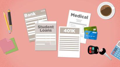 4 steps to create a written financial plan