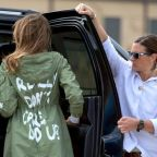 When you look at Melania Trump's 'I really don't care' jacket, remember the President's worst crime isn't family separation
