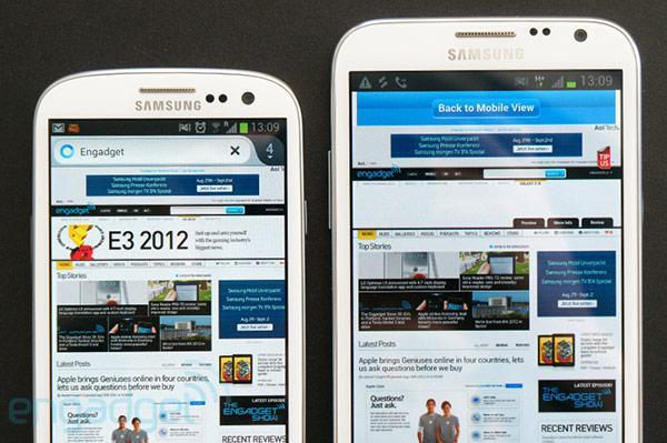 Samsung Galaxy Note II unveiled: 5.5-inch HD Super AMOLED display, Android Jelly Bean and more S Pen functionality