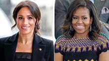Meghan Markle and Michelle Obama Met Last Night for the First Time — Here's What They Discussed