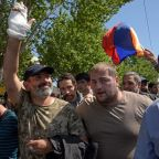 Nikol Pashinyan: from fugitive to victorious protest leader