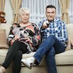 Gogglebox stars Jenny and Lee are unrecognisable in old throwback snap