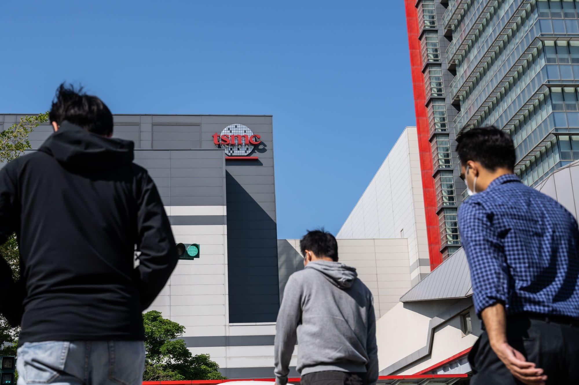 TSMC Shares Tumble As Margin Concerns Outweigh Strong Demand