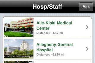 West Penn Allegheny Health System creates an emergency responder app, placing your life in far better hands