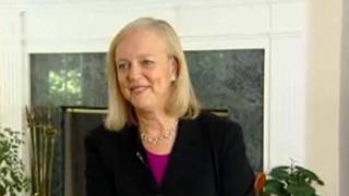 Meg Whitman On Rental Dresses, Advice