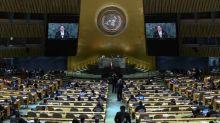 """L'assemblée générale de l'ONU est """"un miroir qui reflète les fragmentations de l'ordre du monde"""" selon le politologue Dominique Moïsi"""