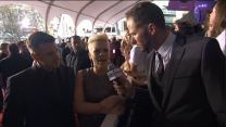 Red Carpet Interview - AMA 2012