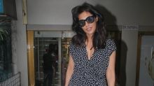 Chitrangda's Latest 60s Floral Dress Is Made For Shopping Outings