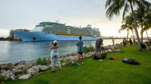 Royal Caribbean sails first 'simulator' cruise ship from Miami, as industry set to restart
