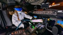 Boeing unveils new UV wand for disinfecting planes