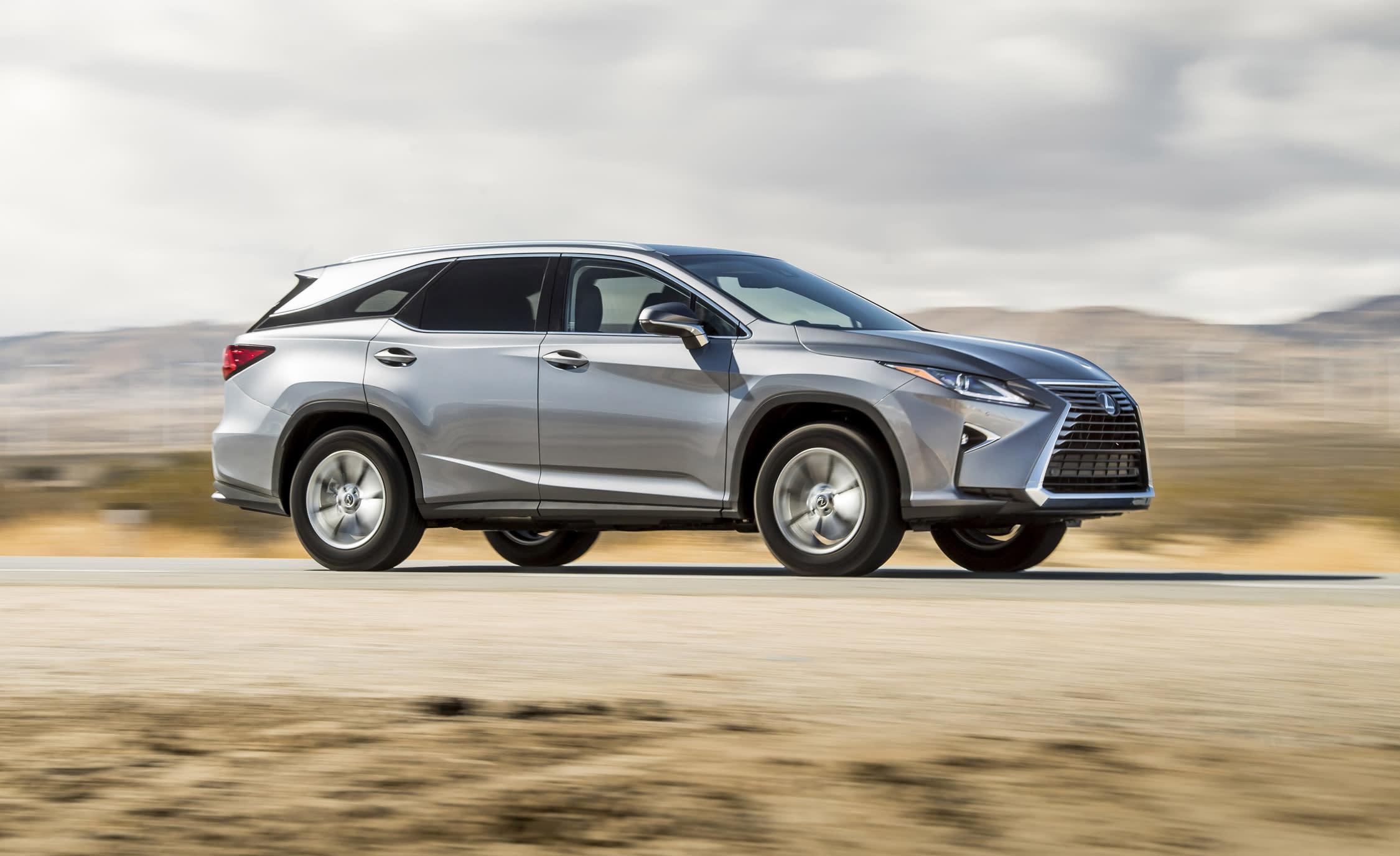 Lexus 2018 Rx350 >> 2018 Lexus RX350L FWD