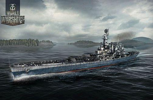 World of Warships on board for Gamescom 2014