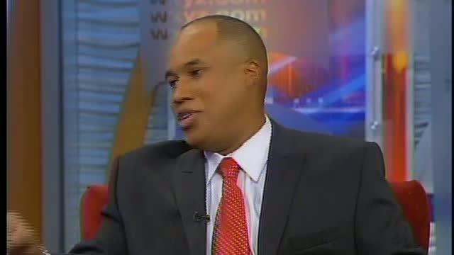 David Solono joins WXYZ sports team: 7/15/12