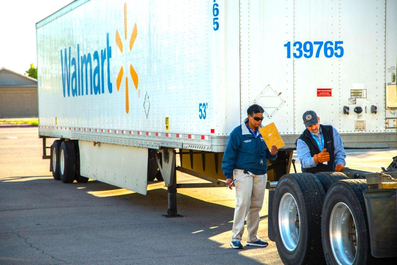 How Walmart Has Successfully Recruited Truck Drivers Amid A Labor