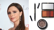 First look: Victoria Beckham launches debut beauty line during London Fashion Week