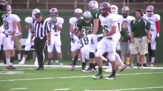 Video highlights from 2012 Oil Bowl
