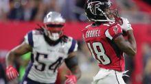 Former Falcons WR Taylor Gabriel calls it a career