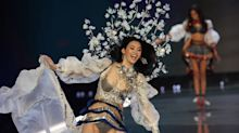 Victoria's Secret fans upset the fashion show TV repeat included model Ming Xi's fall
