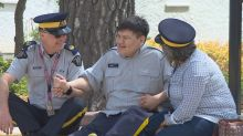 'Anything for Matty': RCMP make man with intellectual disabilities honorary cadet