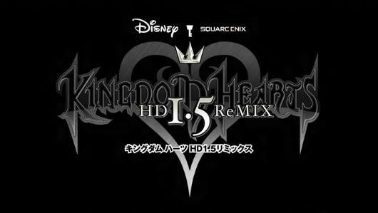 Kingdom Hearts 1.5 HD Remix announced for PS3, features remastered PS2 games