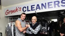 The Odd Couple: Jeffrey Tambor Teams Up With Rob Gronkowski for Super Bowl Commercial
