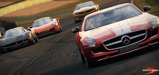 World of Speed's new trailer blends game, reality