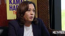 Harris decries Trump's 'campaign of terror' against immigrants