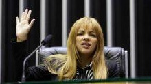 Secretaria afirma que Flordelis deve se apresentar para colocar tornozeleira eletrônica