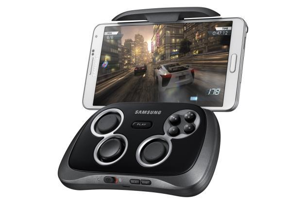 Samsung's Galaxy GamePad brings precision Android controls to Europe first