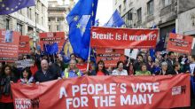 People's Vote march: More than 100,000 set to descend on streets of London for huge anti-Brexit rally
