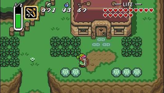 Nintendo 'hasn't decided' whether to remake A Link to the Past or Majora's Mask