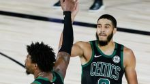Celtics rout Toronto Raptors 112-94 in Game 1 of conference semifinals