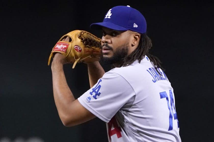 Dodgers closer Kenley Jansen feeling better after positive coronavirus test