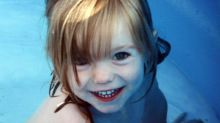 Madeleine McCann police hunt 'woman in purple' seen outside holiday apartment