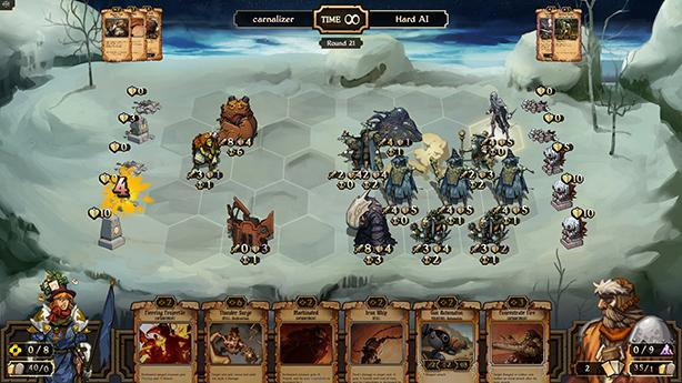 Scrolls shuffles out of beta, cuts price to $5