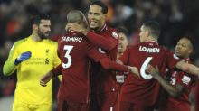 Liverpool sink United to reclaim top spot
