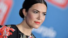 Mandy Moore is just as confused as you are about those nose job rumours