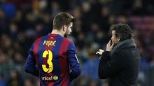 Pique wants to give Luis Enrique one last trophy