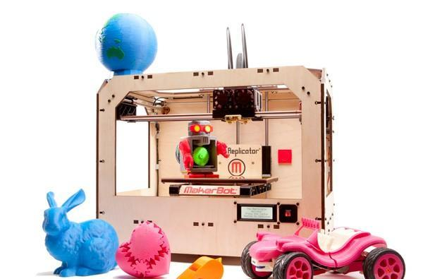 MakerBot goes big with Replicator 3D printer