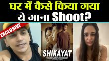 Prince Yuvika On Shooting how it was Shooting song during Lockdown at home