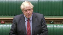 Rusia e Italia, los nuevos problemas de Boris Johnson, mientras Reino Unido entra en un momento crítico de la pandemia