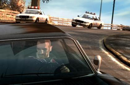 NY Times gives Game of the Year honors to GTA IV