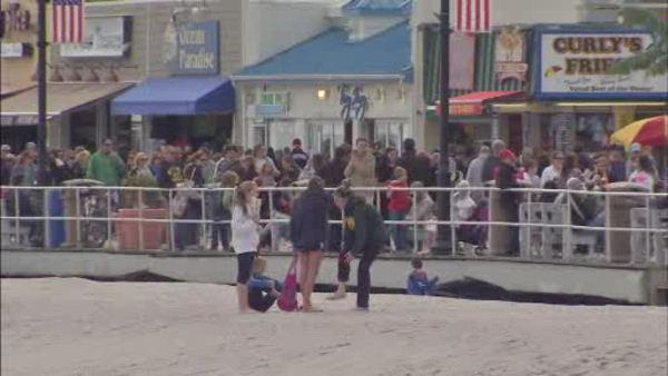 Start to 1st summer after Sandy at NJ shore