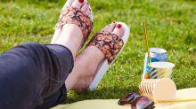 Die schrägsten Sommer-Schuhe des Jahres